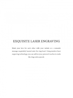 Exquisite Laser Engraving