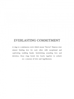 Everlasting Commitment