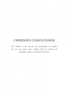 Cherished Completeness