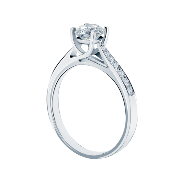Allure Series Diamond Ring