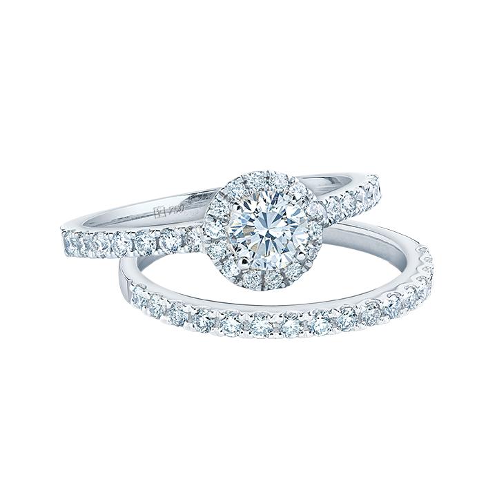 Meyson Jewellery Starrs Forever Love Diamond Ring