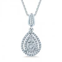 Meyson Jewellery Diamond Pendant