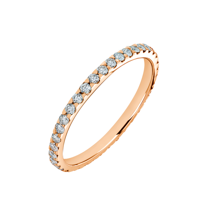 Meyson Jewellery Eternity Diamond Ring