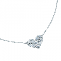 Meyson Jewellery Diamond Necklace