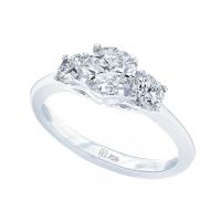 Meyson Jewellery Starrs Love Swans Diamond Ring