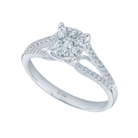Meyson Jewellery Starrs Together Forever Diamond Ring