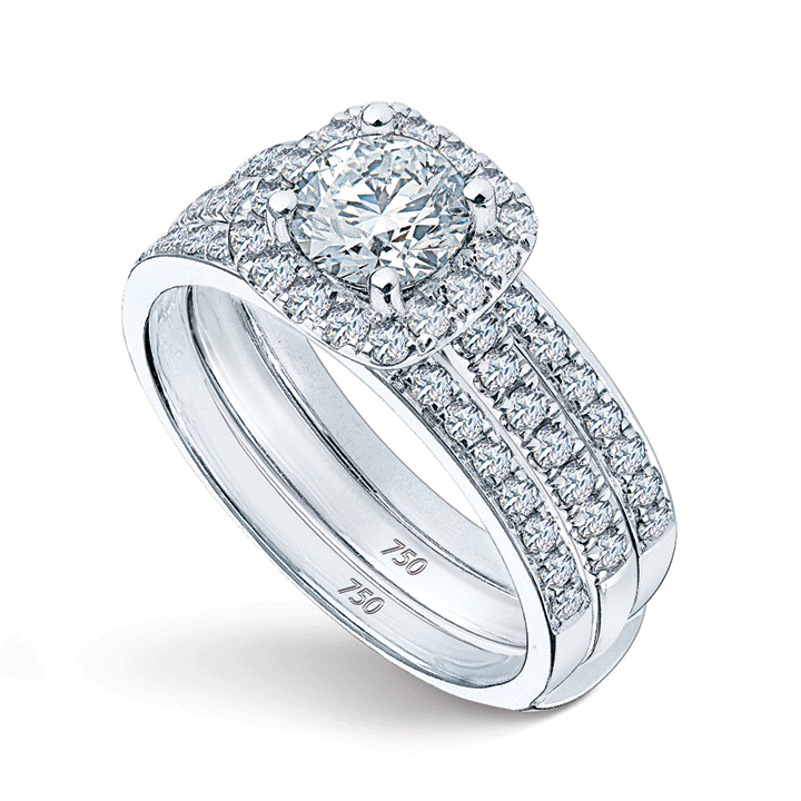 Meyson Jewellery Perfect Match Ring