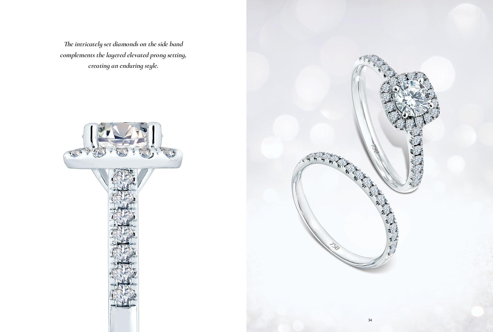 MSJ Diamond Ring